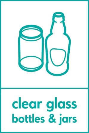 Clear Glass Recycling