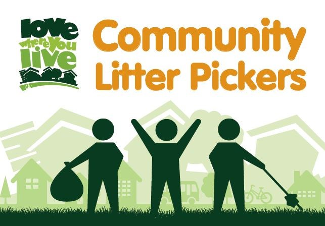 Community Litter Pickers Poster (Part)