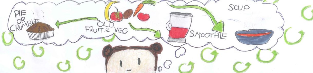 Highly Commended - Bea, age 11 - Awbridge Primary School