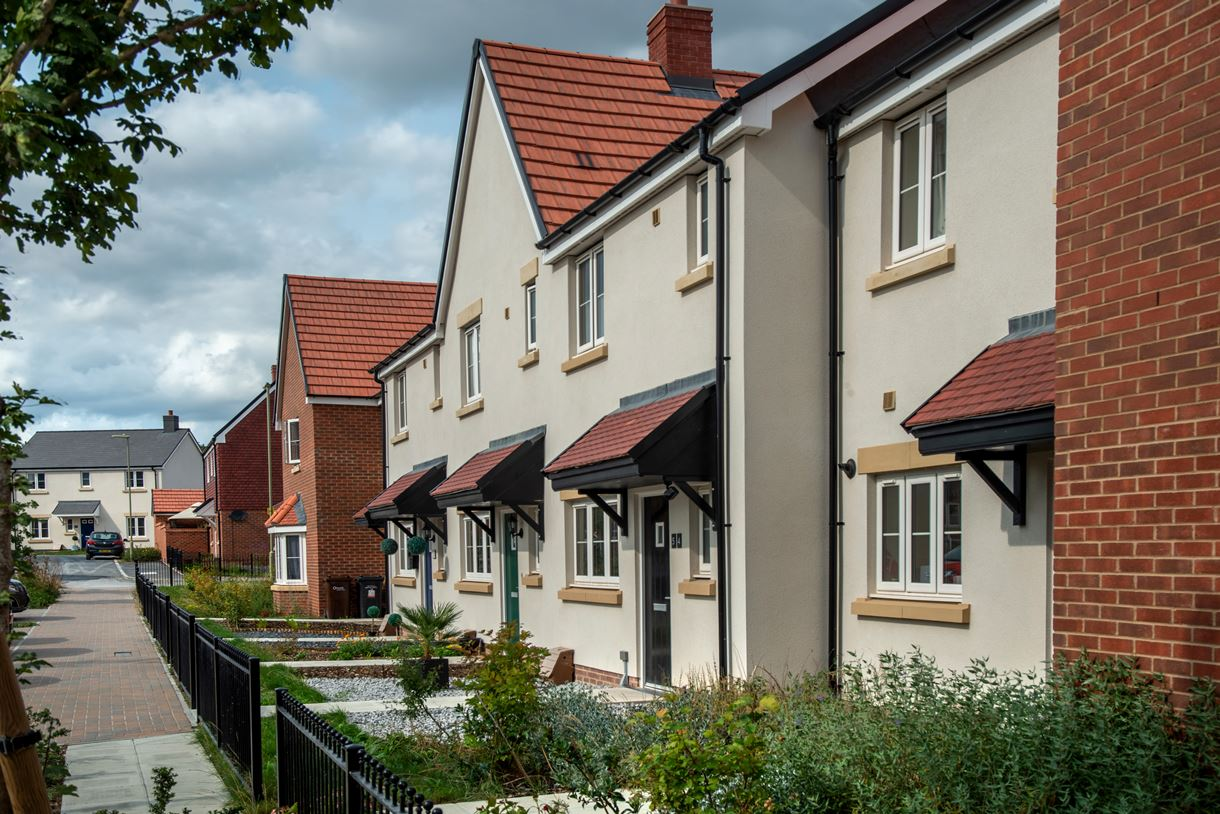 Affordable homes within Test Valley