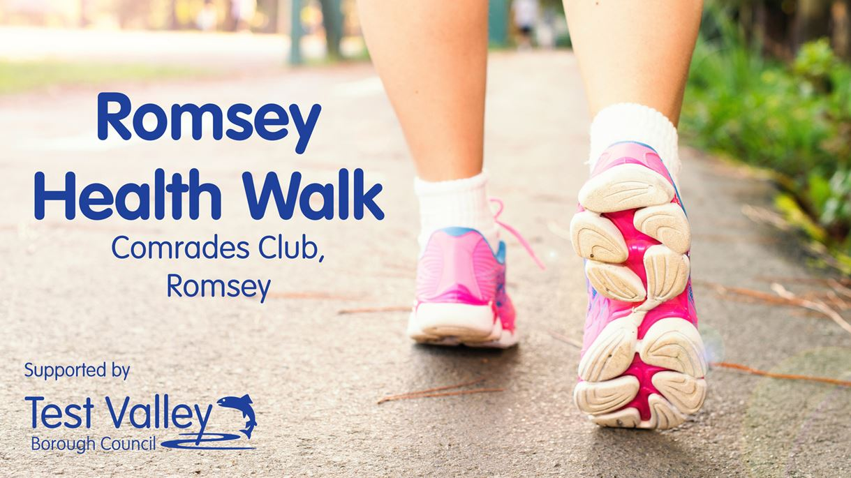 Romsey Health Walk